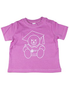 Baby's t-shirt pink 12-18 months