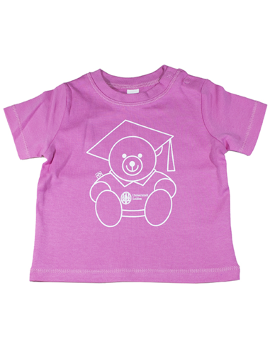 Baby's t-shirt pink 18-24 months